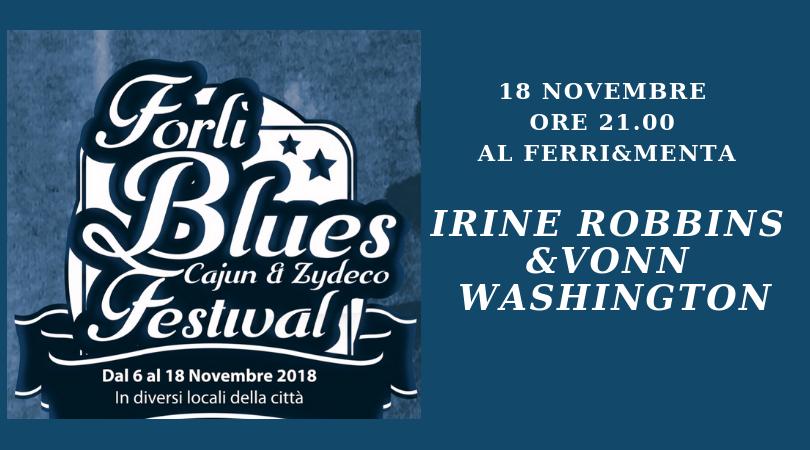 Forlì Blues Festival al Ferri&Menta