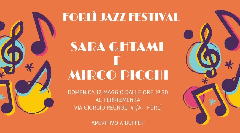 "Concerto Jazz ""Sara Ghtami Duo"""
