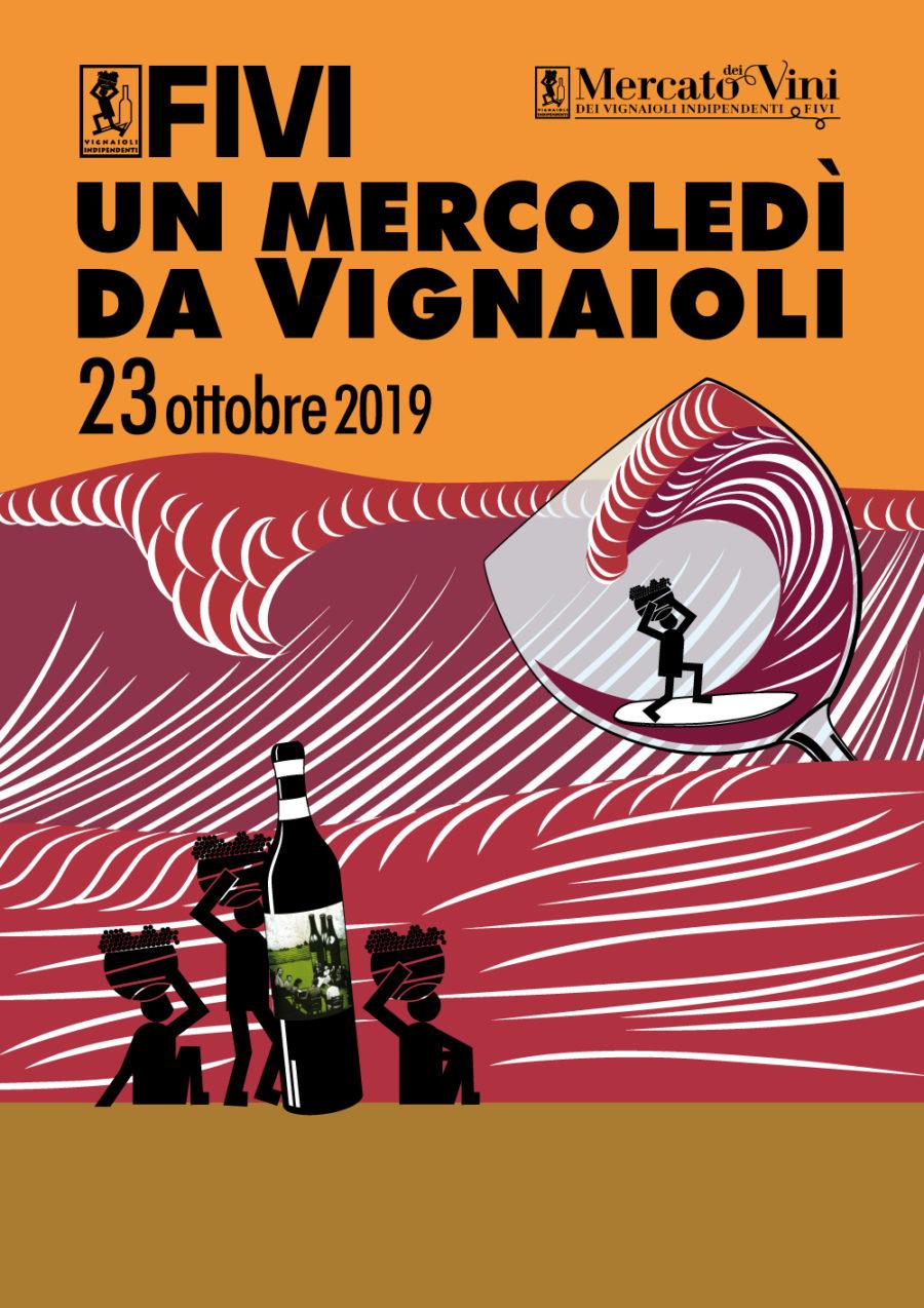 FIVI – UN MERCOLDì DA VIGNAIOLI 23 ottobre